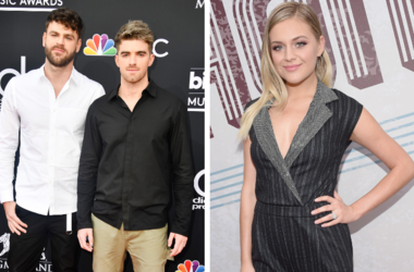 """The Chainsmokers & Kelsea Ballerini release new crossover collaboration, """"This Feeling."""""""