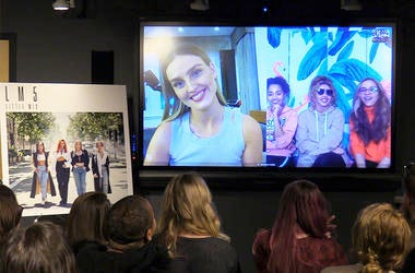 Little Mix Listening Party
