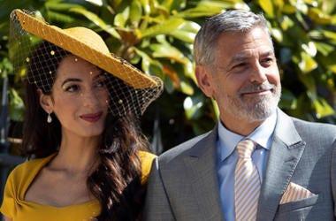 George & Amal