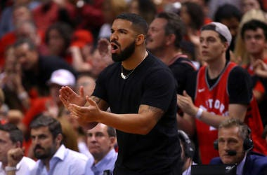Drake Releases Music in Celebration of Raptors Win.jpg