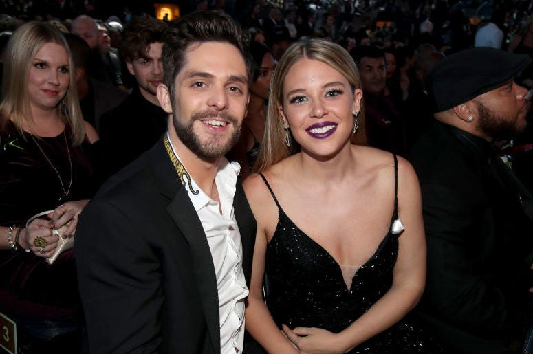 Thomas Rhett and Lauren Akins Are Expecting Their 3rd Daughter!.jpg
