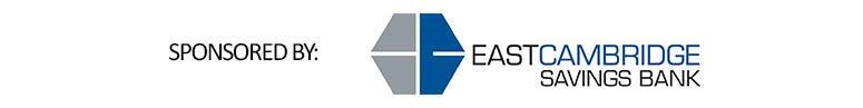 Sponsored By East Cambridge Savings Bank Logo