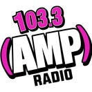103.3 AMP Radio Logo