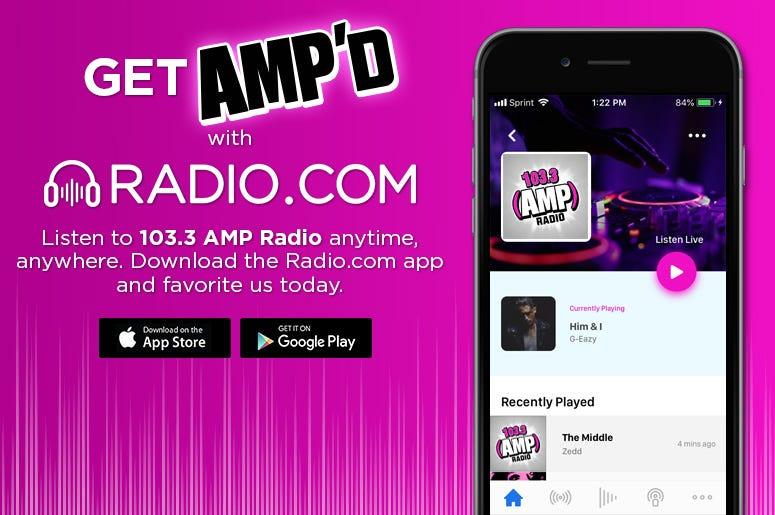 103.3 AMP Radio Radio.com