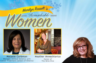 Remarkable Women Melanie Corbman and Heather Annechiarico