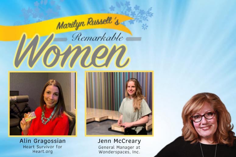 Remarkable Women: Alin Gragossian and Jenn McCreary