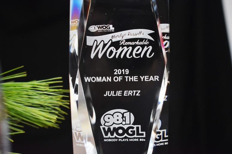 Remarkable Woman of the Year - Julie Ertz