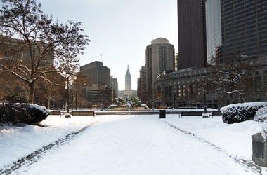 Snow In Philadelphia