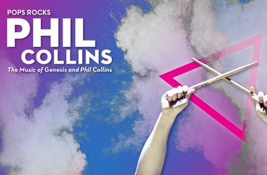 Philly POPS Rocks -  Phil Collins