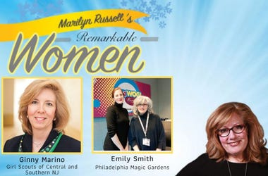 Remarkable Women - Ginny Marino and Emily Smith