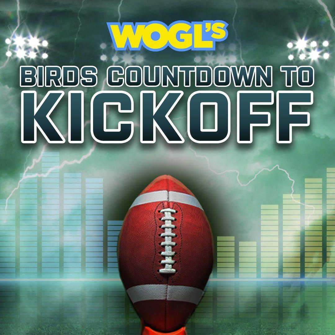 Birds Countdown to Kickoff