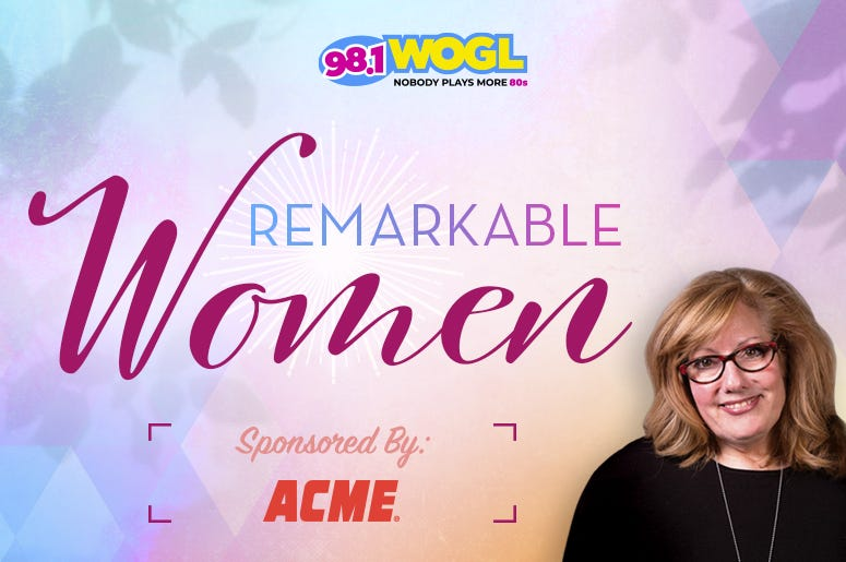 Marilyn Russell's Remarkable Women (ACME)