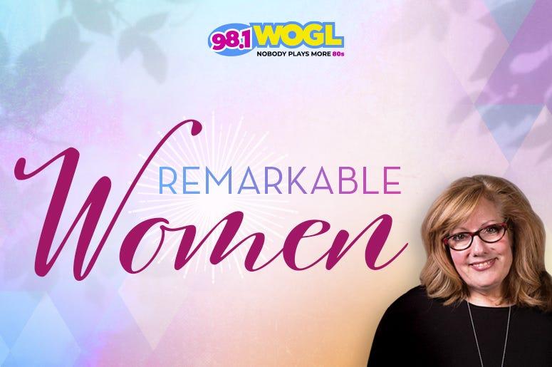 Marilyn Russell's Remarkable Women