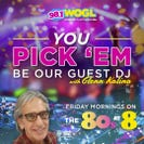 Feel Good Friday - You Pick 'Em + DJ!