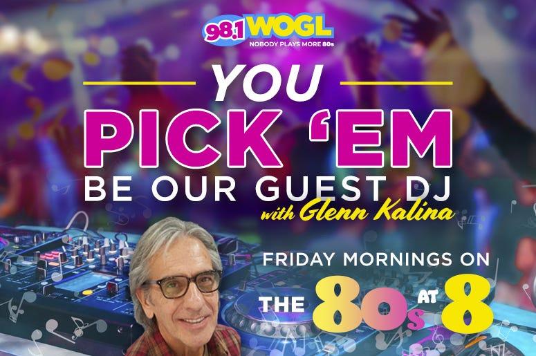 Glenn's You Pick 'Em