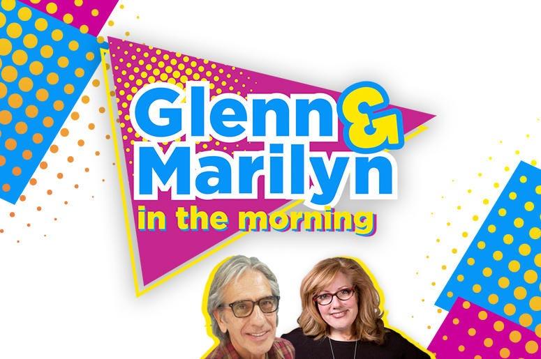 Glenn & Marilyn in the Morning