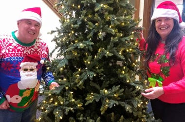 LISTEN: Jim & Teri Share A Young Woman's Sad Holiday Story, Why Her Mother Deserves One of Our 12 Trees of Christmas