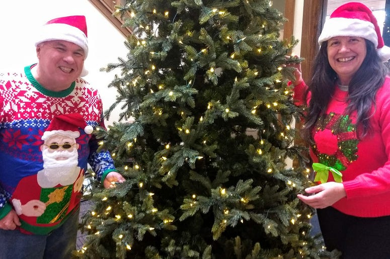 LISTEN: Jim & Teri Share A Couple's Nomination Letter, Why Their Friend Says They Deserve One of Our 12 Trees of Christmas