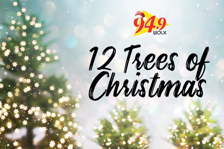 12 Trees of Christmas