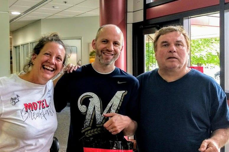 Happy Birthday to David Mackey, working at WEA Trust in Madison!