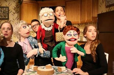 LISTEN: The Golden Girls are Back; as Puppets! Jim & Teri Talk to Two of the (Very) Funny Stars