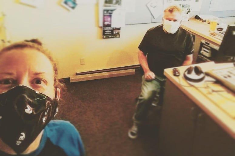 jim and teri masks