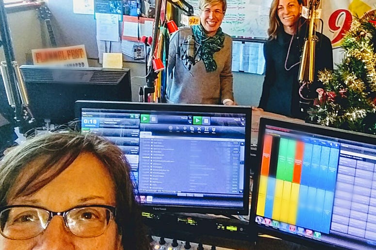 """LISTEN:  What is Luke's Closet, and Why is it """"Different?"""" Teri talks with Volunteers Kim and Susan, about their Very Special Mission"""