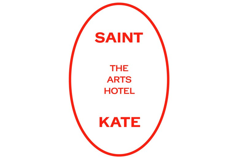St Kate Arts Hotel