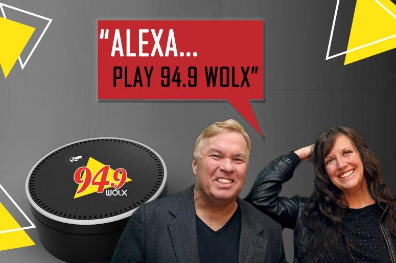 WOLX Alexa