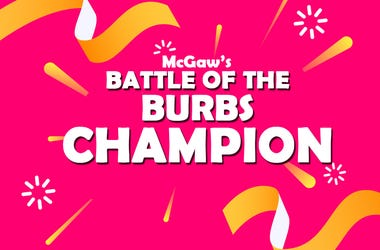 battle of the burbs WINNER