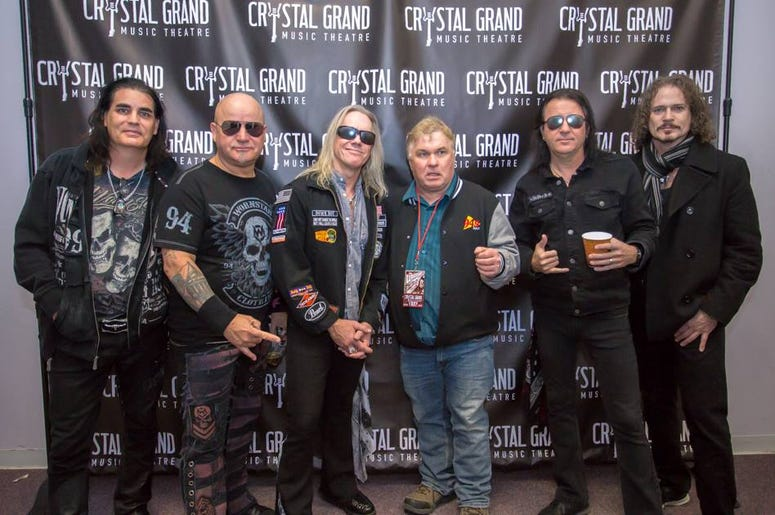 WARRANT and Jim McGaw