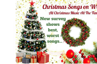 New survey shows best, worst Christmas songs