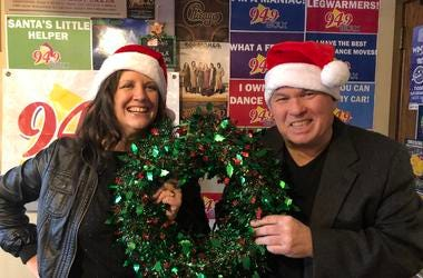 LISTEN: What's in Jolly Jim's Sack? Winner 10 gets help from Teri and ends up with an Amazing Gift!