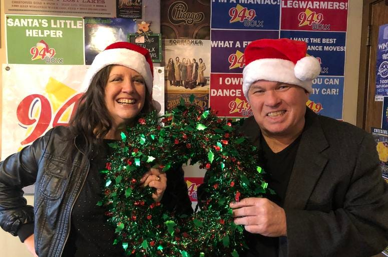 LISTEN: What's in Jolly Jim's Sack? What did Winner 9 Find after putting a 50 lb box of Peanut Brittle Back in the Sack?