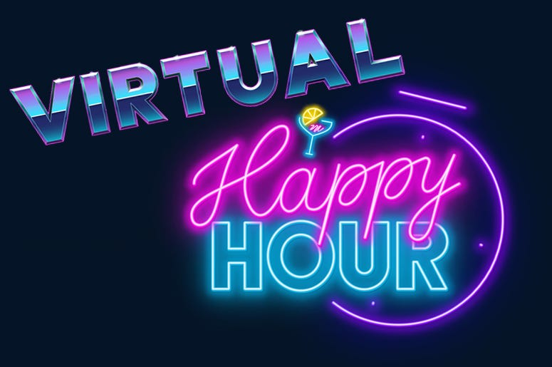 Virtual Happy Hour | 94.9 WOLX