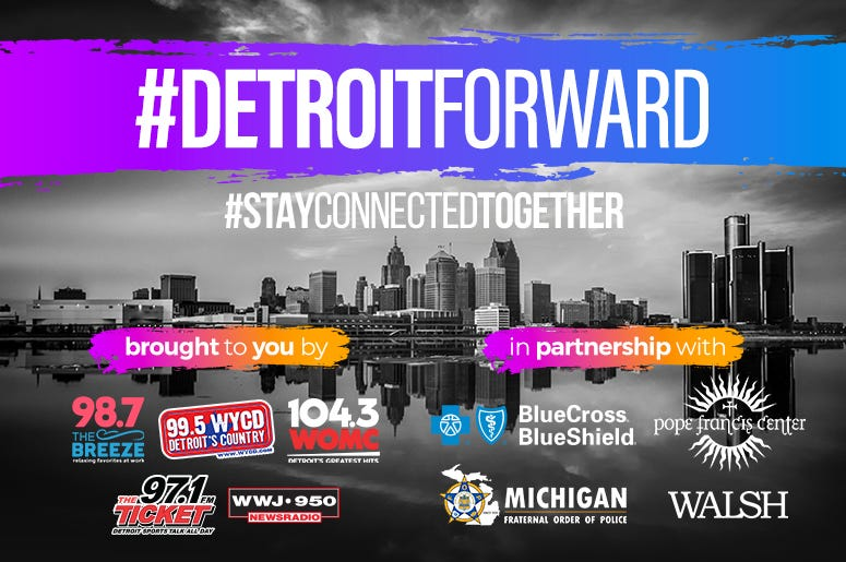 Detroit Forward brings you positive stories