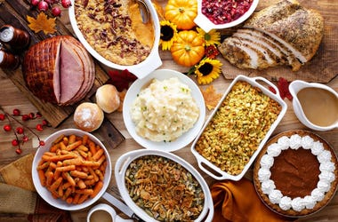What's your favorite side dish for Thanksgiving?