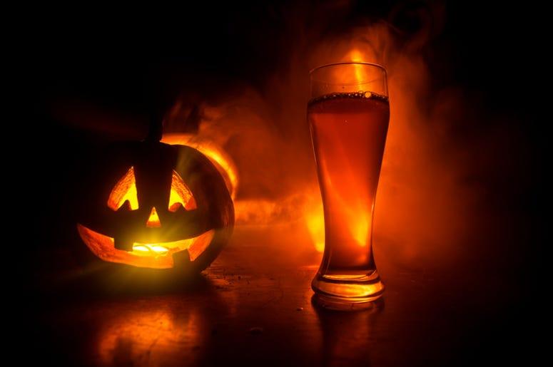 Halloween Beer