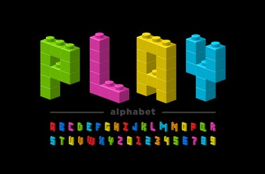 Play blocks