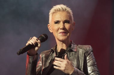 The lead singer of Roxette dies