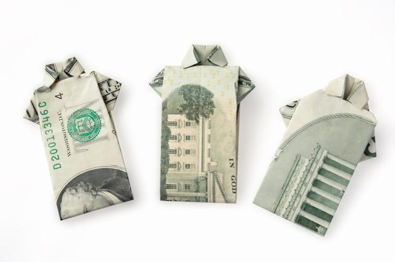 Money clothes