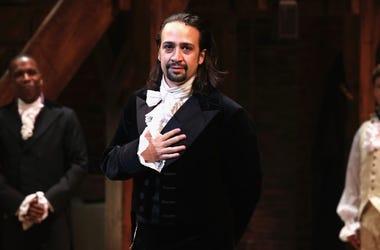 Hamilton coming to Disney+