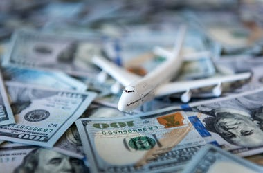 Airplane money