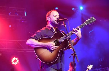 Dave Matthews Band leads the fan voting