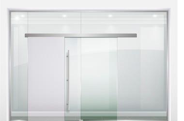 Transparent Restroom