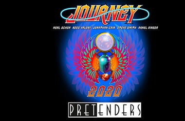 Journey and pretenders