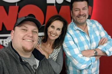 Stephen, JoAnne & Jason