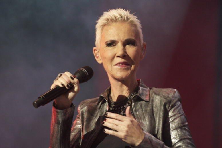 The lead singer of Roxette dies