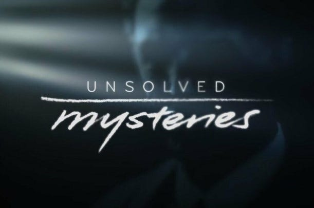 Unsolved Mysteries reopens cold case