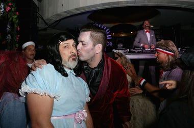 Joey Fatone Halloween